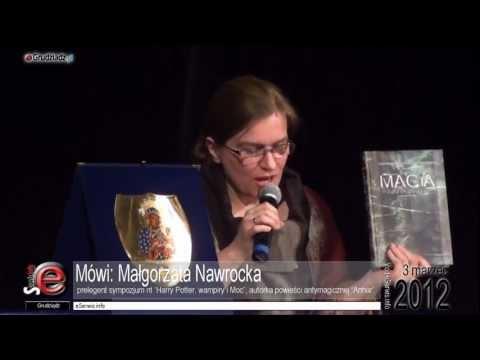 Mówi: Małgorzata Nawrocka,