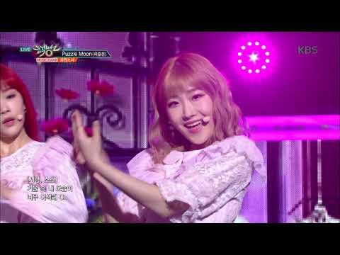 뮤직뱅크 Music Bank - Puzzle Moon(퍼즐문) - 공원소녀(GWSN).20180914