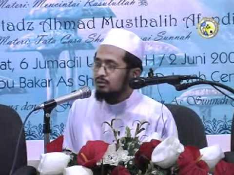 Karakteristik Ahlussunnah Wal Jama'ah-3/7