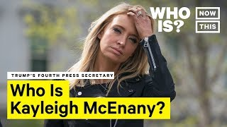 Who Is Kayleigh McEnany? | NowThis