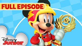 Goofy Gas! / Little Big Ape   Full Episode   Mickey and the Roadster Racers   Disney Junior