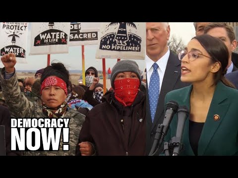 How Standing Rock resistance inspired the Green New Deal
