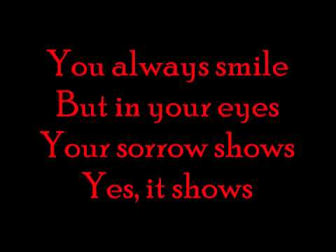 Mariah Carey - Without You (lyrics)