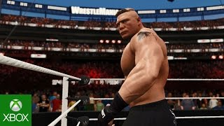 Play WWE 2K17 for free this week
