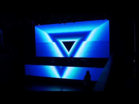 Hologram Party (홀로그램파티) DJ + VJ Show in Club Ellui