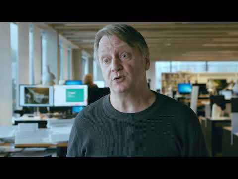 Volvo CE – The Megaproject listing #2 – Meet the architect