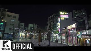 [MV] Son June Hyuk (손준혁) _ the night, said good-bye (너와 헤어지던 날)