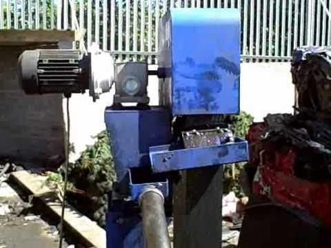 Abanaki Oil Grabber ™ Model 4 Oil Skimmer
