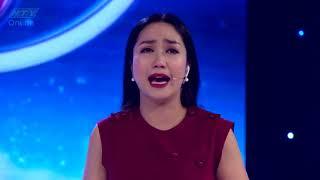 Ốc Thanh Vân khóc hết nước mắt trước hoàn cảnh cậu bé mất cha, để lại di chứng tâm lý
