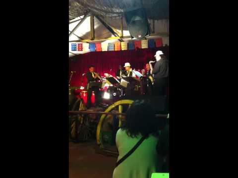 The Latin Sax Chile - Merengue Romanpajanva