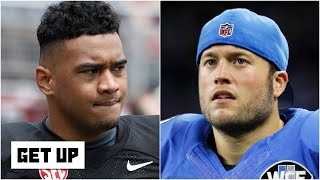 Should the Lions replace Matthew Stafford with Tua Tagovailoa?   Get Up