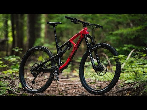 First Ride: Rocky Mountain Slayer - Vision-Blurring Confidence