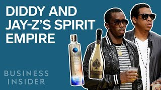 How Jay-Z And Diddy Made Millions Off Of 'Cheap Grapes'