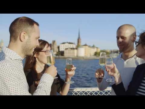 Matkryssning till Drottningholm - lunch eller middag