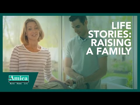 Life stories: raising a family