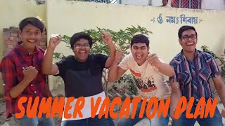 The Reality of every SUMMER VACATION PLAN | BBC Vines