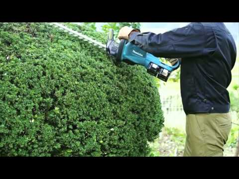 Makita DUH551Z 36v Twin 18v Cordless LXT Hedgetrimmer Body Only