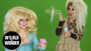 """UNHhhh Ep 56: """"Too Bizzy with Sky Dancers"""" w/ Trixie Mattel & Katya Zamolodchikova"""
