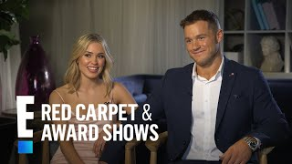 What's Next For Colton Underwood & Cassie Randolph?   E! Red Carpet & Award Shows
