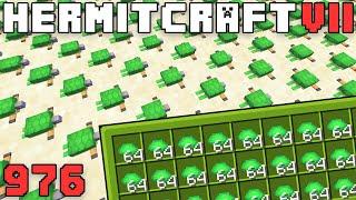 Hermitcraft VII 976 Automatic Scute Farm!