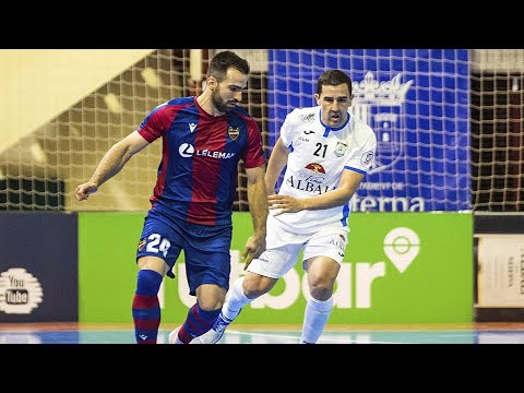 Levante UD - Viña Albali Valdepeñas Semifinales Partido 3 Temp 20-21
