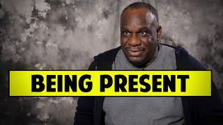 Acting Is Staying In The Moment - Rhomeyn Johnson