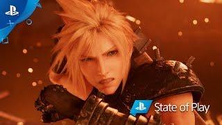 Final Fantasy VII Remake - Teaser Trailer