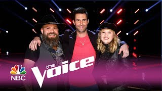 The Voice 2017 - Coach Chat: Adam and his Team (Digital Exclusive)