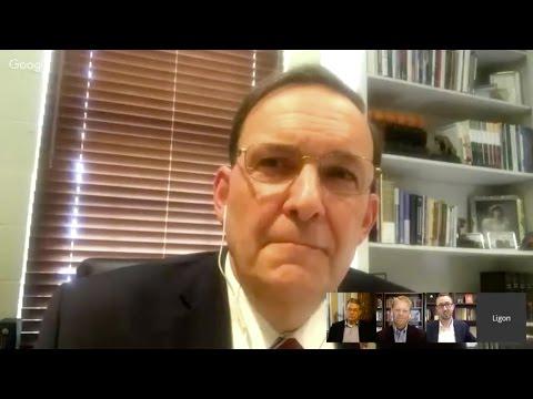 Calvin's Legacy Today: A Google Hangout with Ligon Duncan, W. Robert Godfrey, & Stephen Nichols