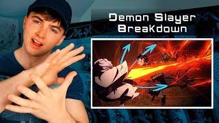 Animator Breaks Down Kimetsu no Yaiba Ep19 (Demon Slayer)