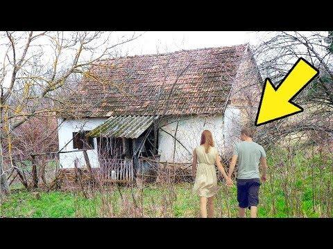 Они Купили этот Старый Дом и Были Удивлены Тому, что Увидели Внутри