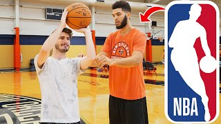 NBA Player Helps Fix My Jumpshot