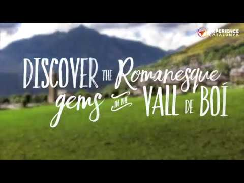 Discover the romanesque gems in the Vall de Boí