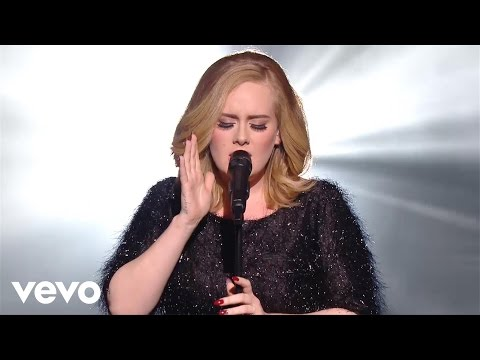 Adele - Hello (Live at the NRJ Awards)