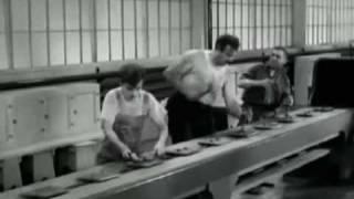 Charlie Chaplin - Factory Work