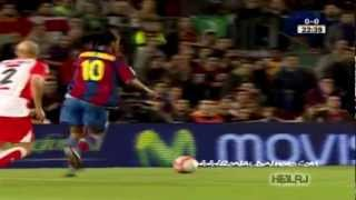 Ronaldinho   The Most Skillful Player Ever   FC Barcelona
