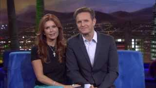 Mark Burnett and Roma Downey Speak about Compassion