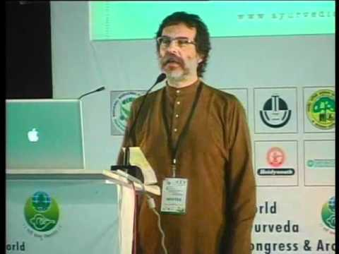 Redefining Ayurveda for Global Dissemination - Dr. Antonio Morandi.