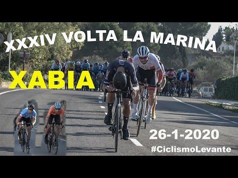 XXXIV Volta La Marina Xabia 26-1-2020 Ciclismo4K XIII Trofeo San Sebastiá