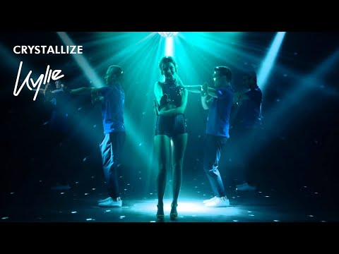 Kylie Minogue - Crystallize (Official Video)