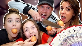 LAST to CRACK the EGG WINS £1000!!!