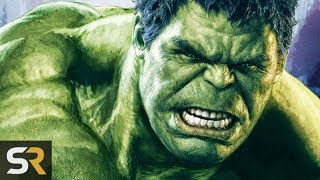 Incredible Hulk Superpowers That Marvel Keeps Hidden!