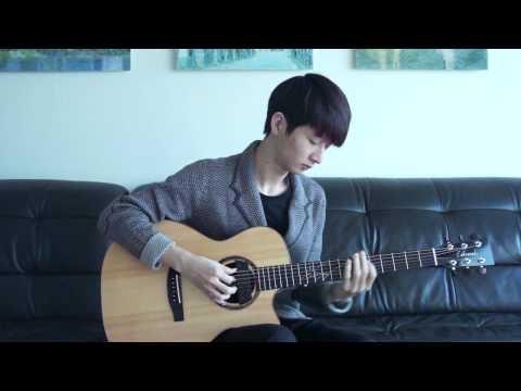 (Ed Sheeran) Thinking Out Loud - Sungha Jung