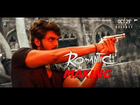 Romantic movie making video- Akash Puri, Ketika Sharma | Puri Jagannadh