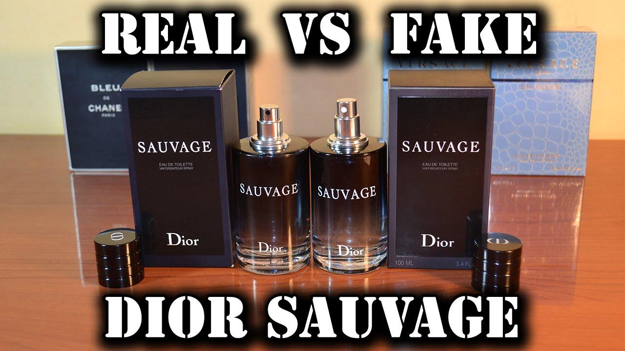 Sauvage Christian Dior