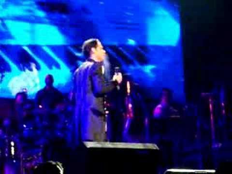 Marc Anthony  concert 2007