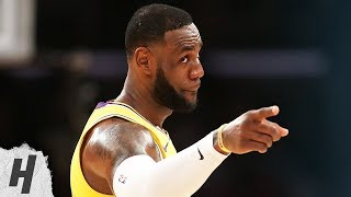 Los Angeles Clippers vs Los Angeles Lakers - Full Highlights | March 4, 2019 | 2018-19 NBA Season