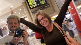 SURPRISING MOM WITH DREAM VACATION!!