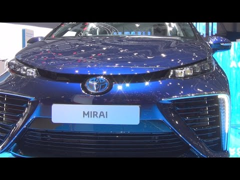 Toyota Mirai High (2016) Exterior and Interior in 3D
