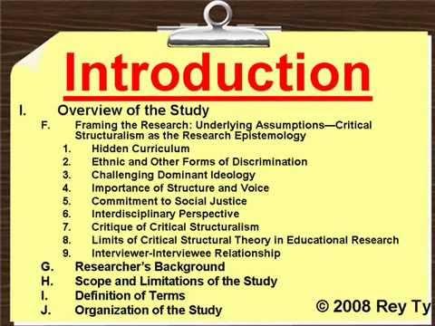 Qualitative dissertations in education